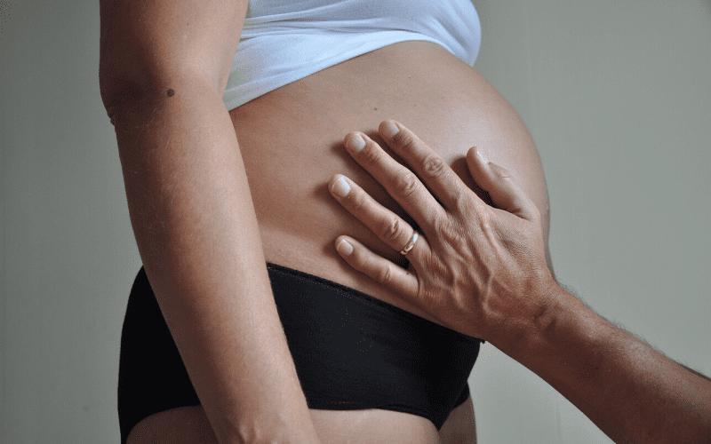 zwangerschap voor de moeder